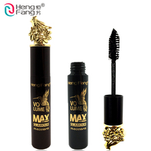 Max Glamour Mascara Curling Lengthening Mascara Eye 14g Beauty Makeup Brand HengFang #H6192(China)