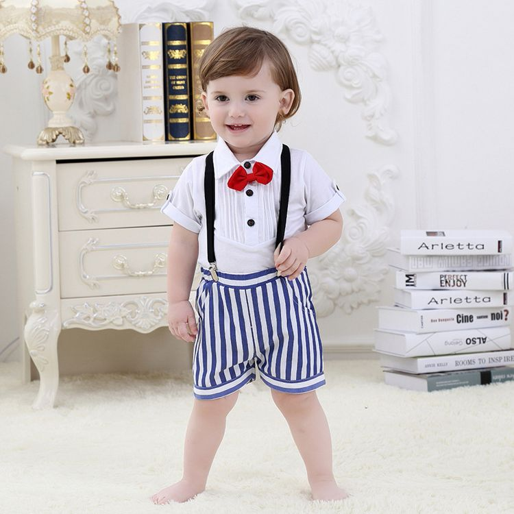 2017 Brand New summer clothing set,baby boy clothes,kids clothes,short baby set Free shipping<br><br>Aliexpress