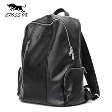 CROSS OX Autumn New Arrival Backpacks For Men Unisex Casual Fashion Bag College Bags School Backpack BK031M(China)