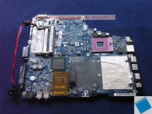 K000059050  Motherboard for Toshiba satellite A200 A205  PM965  LA-3481P ISKAA LA5 tested good