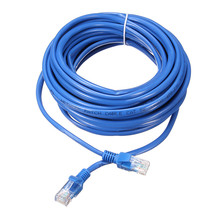 8M Cat 5 RJ45 UTP Internet Cable Male to Male Ethernet Cable Patch Connector Cord Tools Network LAN Cable For Computer Laptop(China)