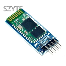 hc-06 HC 06 RF Wireless Bluetooth Transceiver Slave Module RS232 TTL to UART converter and adapter(China)