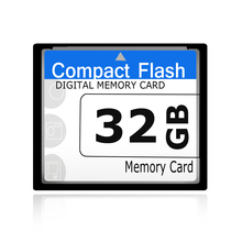 Quality Compact Flash CF Card 32GB Memory Card 32 GB One Year Waranty Full Capacity T-Flash