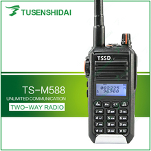 Hot Sell Short Wave VHF 66-88Mhz Ham Radio Transceiver Walkie Talkie TS-M588