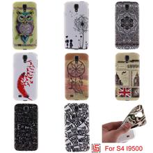 Cheap Ultra Thin TPU Silicone Soft Phone Cell Case kryty Cover For Samsung Samsu Sumsang Galaxy S4 GT-I9505 GT I9505 S 4