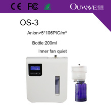 Press type separation design electric aroma machine hvac scent delivery system
