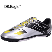 Children kids Boys soccer shoes cleats men football shoes turf Athletic sport sneakers superfly football boots 31-44