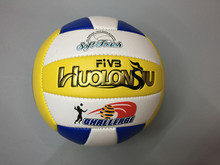 Official Size 5 PU Volleyball High Quality Match Volleyball Indoor&Outdoor Training ball With Free Gas Needle Gift(China)