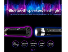 Wireless Waterproof Bluetooth Speaker BT4.0 Outdoor Sport NFC MP3 Player 3600mAh Power Bank For iphone Samsung Handsfree