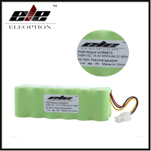 High Quality ELEOPTION 14.4V 3000mAh 3.0Ah Ni-MH Rechargeable Vacuum Cleaner Battery For Samsung NAVIBOT VCR8875 14.4 Volt