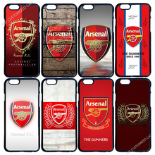 Arsenal Football Club Cover Case for iPhone 4 4S 5 5S SE 5C 6 6S 7 Plus iPod Touch 5 LG G2 G3 G4 G5 G6 Sony Xperia Z2 Z3 Z4 Z5
