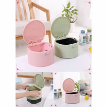 Cute Clothing Toy Storage Box Divider Sundries Boxes Organizer Cosmetic Makeup Container Closet Boxs Home Storage Organization(China)