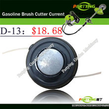 Free Shipping buy 2 get 1 free petrol lawn mower trimmer 4-stroke brush cutter head grass cutting machine gasoline plastic D-13(China)