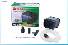 2.5W 250L/H Aquarium Poweheader Submersible Pump Fish Tank Water Pump Liquid Filter Various Outlet Connectors