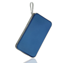 CES-80 Disc CD DVD Carry Case Wallet Storage Holder Bag Hard Box - Blue