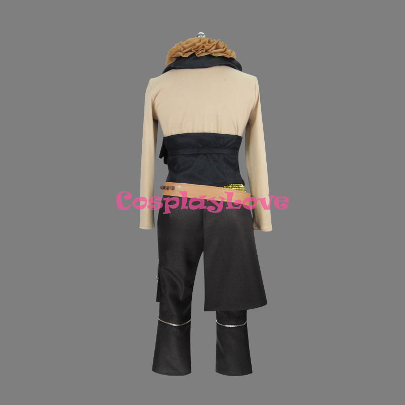 RWBY Coco Adel Cosplay Costume Costume White Orange Black Outfit Free Shipping