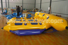 inflatable flying fish crazy water sports game
