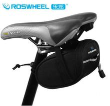 Buy Roswheel Outdoor Cycling Mountain Bike Bicycle Saddle Bag Back Seat Tail Pouch Package Black/Green/Blue/Red for $5.38 in AliExpress store