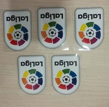 2017 LFP patch New La liga patch player version game patch small LFP and Past season old LFP patch free ship(China)
