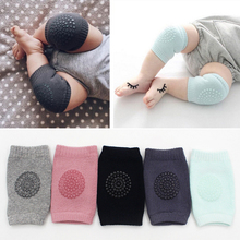1 Pair Baby Knee Pads Leg Protector Anti Slip Crawling Accessory Baby leg Knees Protector Warmer Baby Crawling Protectors