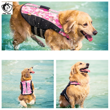 Pet Dog Summer Winter Swimming Life Jacket with High Buoyancy For Small Medium Large Dog Harness Vest Pet Life Vest