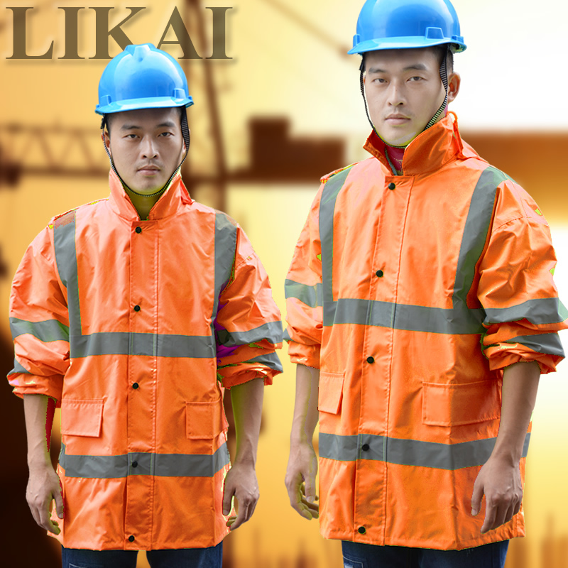 Reflective Vest, Working Clothes Provides High Visibility Day &amp; Night For Running, Cycling, Warning Safety Chaleco Reflectante<br>