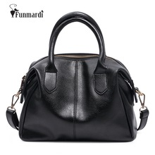 New arrival Luxury simple design PU Leather pillow bag Fashion leather women bag brand Shoulder Bag candy Messenger Bag WLHB1480