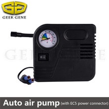 Auto air pump Car Air Pump  with EC5 car jump starter Start jumper EPS power connector powered by