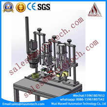 manual tubes filling sealing machine, toothpaste, hand cream, facial cream filling sealing machine