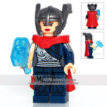 Single Sale XH735 Thor Jane Foster Mini Dolls Super Heroes A Nurse Journey into Mystery Building Blocks Toys X0176 Drop Shipping