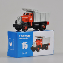 Thomas and Friends No.15 Max Monty Magnetic Metal Toy Train Toys for children(China)