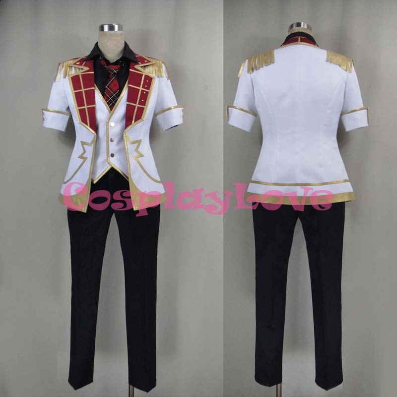 Newest Custom Made High Quality Ensemble Stars Knights Cosplay Costumes For Christmas Halloween Festival