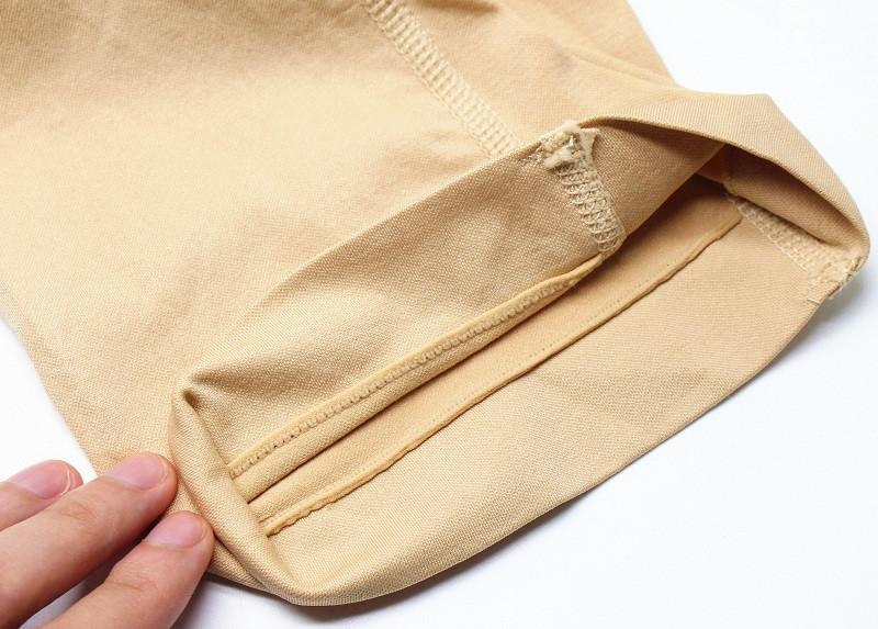 NINGMI Slimming Pants Women High Waist Trainer Tummy Control Panties Thigh Butt Lifter Slim Leg Hot Body Shaper Firm Power Short 21