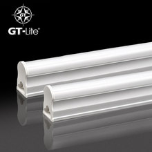 GT-Lite PVC Plastic 4W LED Tube Light 110vV 220V 240V 30cm 60cm LED Wall Lamp Cold White LED Fluorescent T5 Neon LED T5 Lamp