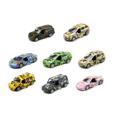 1:64 scale world wars military camouflage mini diecast cars famous brand Benz G63 Hummer land range Rover metal model alloy toys(China)