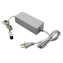 For Nintendo Wii Replacement Universal Wall AC Power Charger Charging Adapter Supply Cord Cable EU/US Plug AC 110 - 240V
