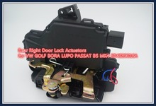 Rear Right Door Lock Actuators VW GOLF BORA LUPO PASSAT B5 MK4 3B4839016A - fcw store