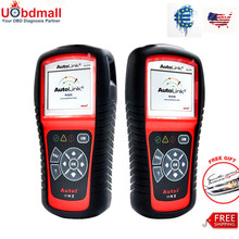 Free Shipping Multi Language Car Engine Analyzer Autel AL519 EOBD CAN OBD 2 Automotive Scanner AL519 Auto Diagnostic Tool