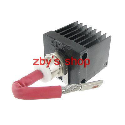 ZP200A 200V-2200V 200A Stud Version Rectifier Diode with Heatsink<br>
