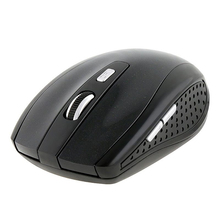 2.4GHz USB Optical Wireless Mouse Pro Cordless Game Computer PC Laptop Desktop USB Receiver Mice zx*MHM365#s8(China)