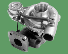 GT17 28230-41422 Turbo Turbine Turbocharger For Hyundai Mighty Truck 3.5T/Chrorus bus 1995-1998 D4AE 3.3L 100HP with gaskets(China)