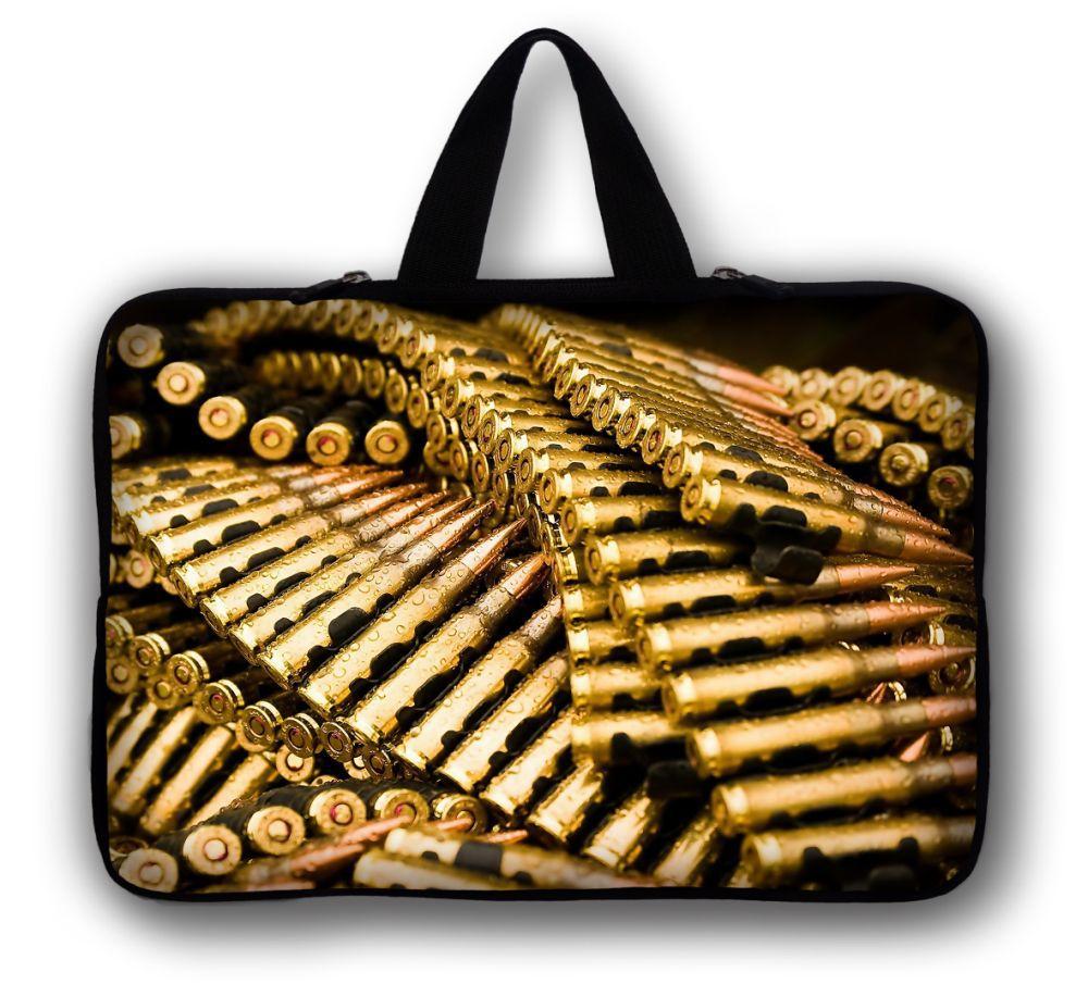 15 Bullets Soft Neoprene Laptop Netbook Soft Case Sleeve Bag Pouch+Hide Handle For 15.6 HP Pavilion G6 DV6 ,Dell XPS 15<br><br>Aliexpress
