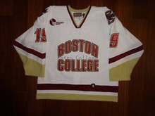 Game Under #19 Armour Chris Kreider Boston College 2010-2011 Jersey Rangers Embroidery stitching retro throwback hockey jerseys(China)