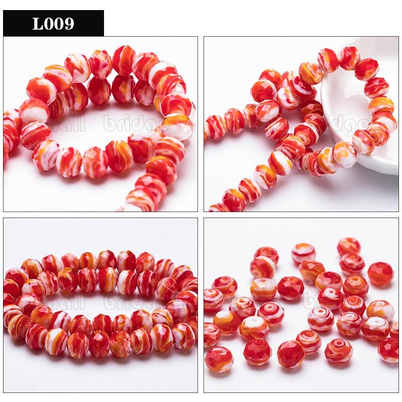 Glass Lampwork Beads (9)