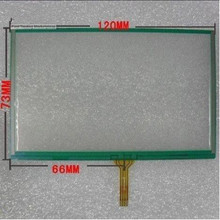 New 5.0INCH Touch Screen Panel Digitizer For Tomtom Tom Tom XXL IQ GPS Glass(China)