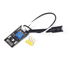 Buy Photoresistor Sensor Module DC 3.3-12V Photosensitive Receiver Arduino Temperature Test Photoresistor Module for $2.49 in AliExpress store