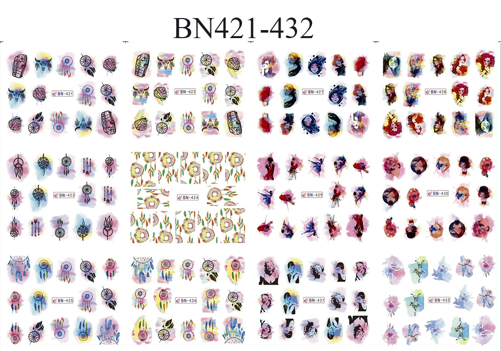 BN421-432
