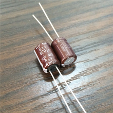10pcs 820uF 6.3V NCC KZG 8x12mm Super Low ESR 6.3V820uF Motherboard Capacitor