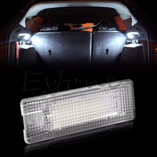 1PC 18 SMD LED Lamp Car Trunk Luggage Compartment White Light For VW Golf 4/5/6 Polo