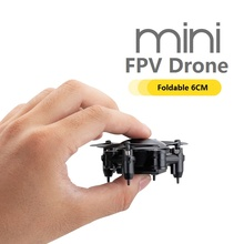 SH1 0.3MP Wifi Camera Foldable Mini FPV Drone 2.4G 4CH One Key Auto Returned Altitude Hold RC Quadcopter VS CX-10W CX-10WD